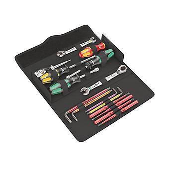 Wera Kraftform Kompakt SH 2 PlumbKit Set, 15 Piece 05136026001