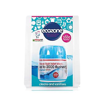 Ecozone Forever Flush 2000 Flushes Blue FF2000