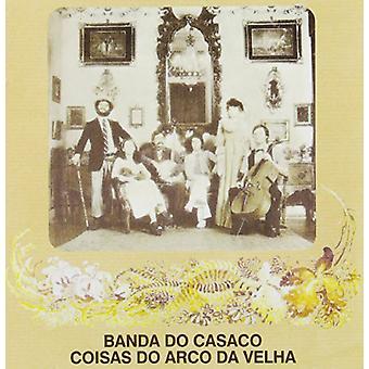 Banda do Casaco-Coisas Do Arco da Velha [CD] USA import