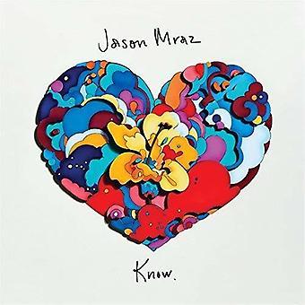 Jason Mraz - Savoir. [Vinyle] Importation aux États-Unis