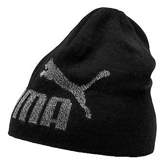 Puma Junior ESS Logo Beanie - Musta
