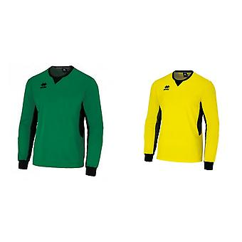 Errea Unisex Childrens/Kids Simon Long Sleeved Goalkeeper Shirt
