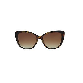 لوش النساء سام القط النظارات الشمسية السلحفاة الجانبين المعدنية