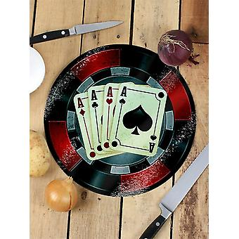 Grindstore A Chefs Gamble Chopping Board