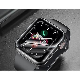 Hydrogel Film Full Screen Protector For Apple Watch Series Se, No Tempered