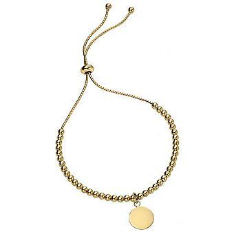 Beginnings Disc Ball Bracelet - Gold
