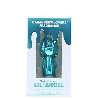 Harajuku Lovers Pop Electric Lil' Angel Eau de Parfum 15ml Spray For Her Perfume