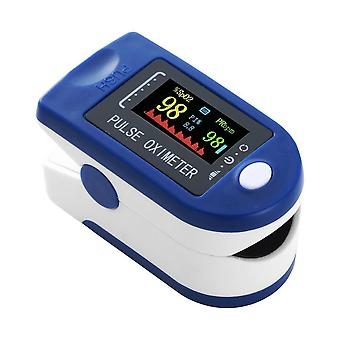 Portable Finger Pulse Oximeter, Heart Rate Monitor Tool, Digital Blood Oxygen