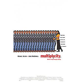 Multiplicity Movie Poster Print (27 x 40)