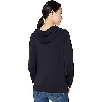 Daily Ritual Women's Supersoft Terry Popover Sweatshirt, Olive Green, Medium
