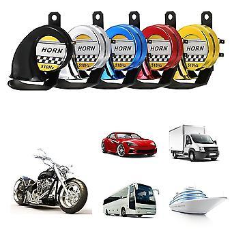 Motorfiets Snail Air Horn Siren Super Luid Voor Auto Truck Motor Waterdicht