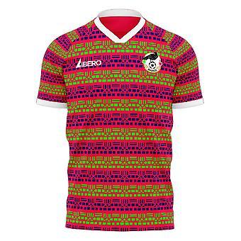 מקסיקו 2020-2021 חולצת קונספט שוער (ליברו)