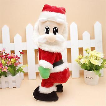 Joulumusikaali Dancing Electric Santa Claus Nuket