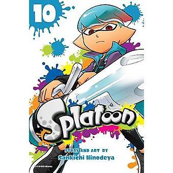 Splatoon 10 Volume 10