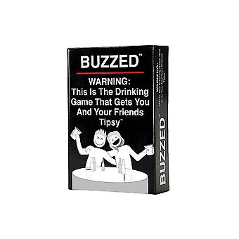 Buzzed party drinking game