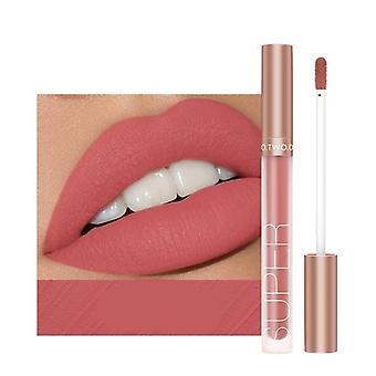 flytende leppestift matt lipgloss kosmetisk lettvekt
