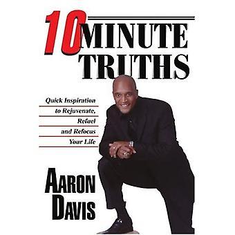 Verdades de 10 minutos: Inspiração rápida para rejuvenescer, reabastecer e refocar sua vida