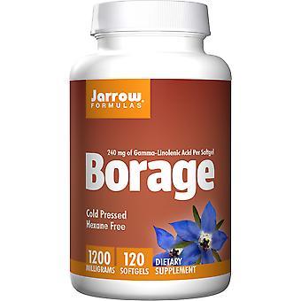 Jarrow Formeln Borage Gla-240 120 Softgels