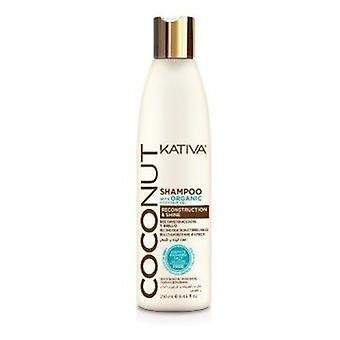 Kativa Coconut Shampoo 250 ml