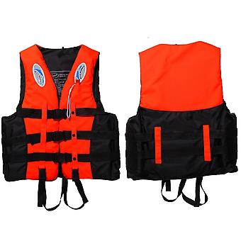 Colete salva-vidas adulto de poliéster