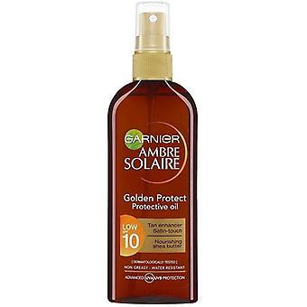 Garnier Ambre Solaire Golden Protect Sonnenöl SPF10 150ml