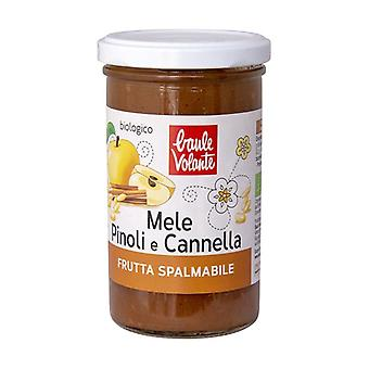 Fruit spread apples, pine nuts and cinnamon 290 g