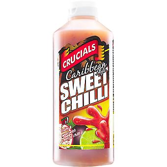 Crucials Caribbean Sweet Chilli 500ml
