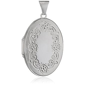 Woman-Pendant Silver 925 Rhodium Pasionist - 640020