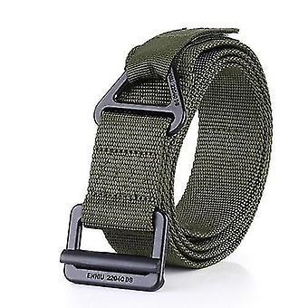 Für Heavy Duty Tactical Belt für Outdoor Camping Bergsteigen Klettern Training Jagd WS45915