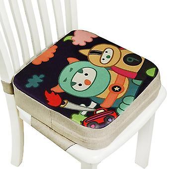 Lapset korotettu tuolityyny, vauvan booster-istuin