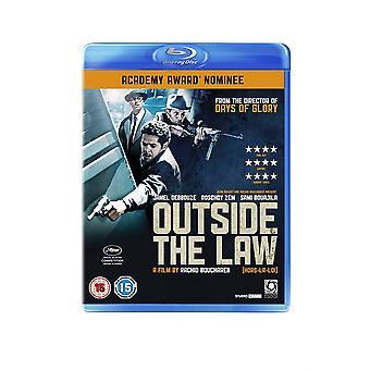 Utanför lagen (Hors La Loi) Blu-ray