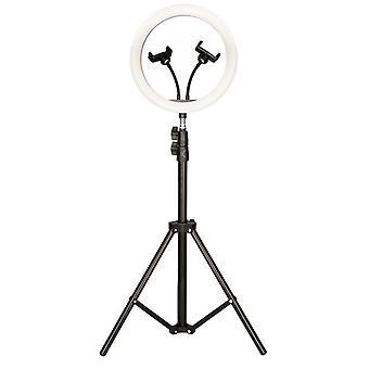 Rechargeable Selfie Ring Light KSIX Smartphone 10W