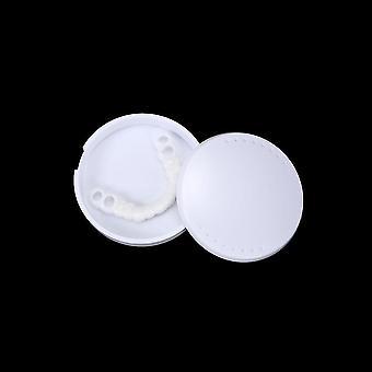 nieuwe boventanden siliconen tanden fineer en doos sm62380
