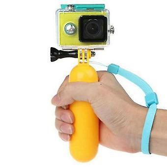 Pre Go Pro Príslušenstvo Žltá plávajúca rukoväť Monopod