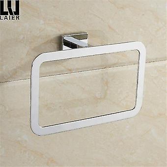 Kylpyhuone laitteisto sarja Kromi Yksinkertainen Hammasharja Pidike Paperiteline Pyyhepalkki Kylpyhuone Tarvikkeet