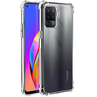 Protective Cover Oppo A94 5G 5G Flexible Shockproof corners Akashi