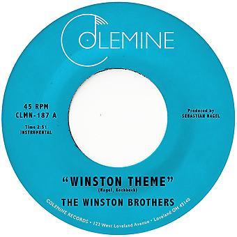 The Winston Brothers - Winston Theme Vinyl