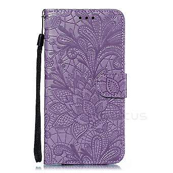 Book Style Flip Pu Leather Case For Samsung Galaxy M51 Wallet Cover