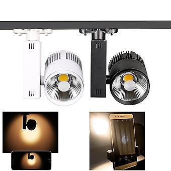 مصباح بقعة السكك الحديدية القابلة للتعتيم. إضاءة السكك الحديدية LED