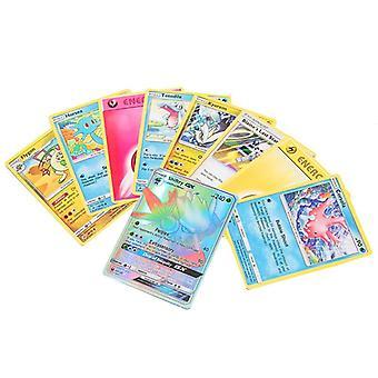 Zestaw holograficznych kolekcjonerskich kart do gier dla dzieci w wieku 6+