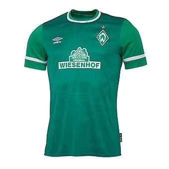 2021-2022 Werder Bremen Home Shirt