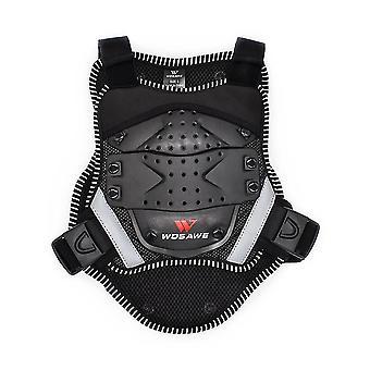 Motocykl dla dzieci Body Armor-back/shoulder Protector Gear
