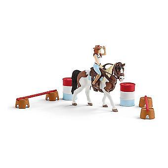 Ant farms horse club hannah's western riding set
