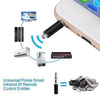 Universal Phone Smart Infrared Ir Remote Control Emitter Tv Stb Dvd Control