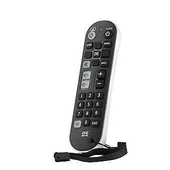 Uno per tutti Zapper Plus 2 dispositivo telecomando (URC6820)