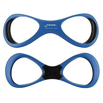FINIS Forearm Fulcrum Paddles - Junior - Blue
