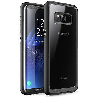 Samsung Galaxy S8, SUPCASE, Unicorn Beetle stil, Premium Hybrid tydlig skyddsfodral, S8 fall