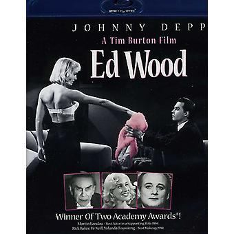 Ed Wood [BLU-RAY] USA import