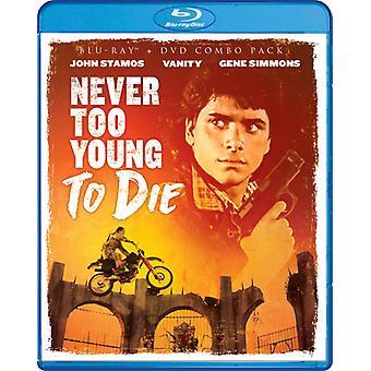 Nie zu jung zum sterben [Blu-Ray] USA import