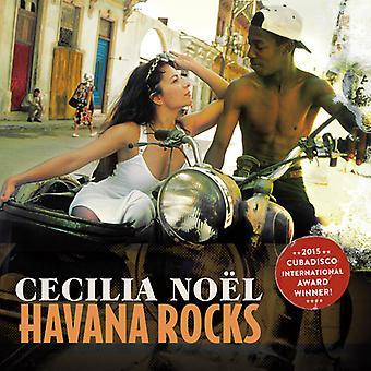 Cecilia Noel - importação de pedras de Havana [vinil] EUA
